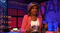 Hoda Comes Out On Top!