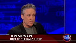 Mantenna – Jon Stewart Defends Common on The O'Reilly Factor