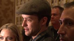 Comic-Con 2011: Justin Timberlake Red Carpet Interview