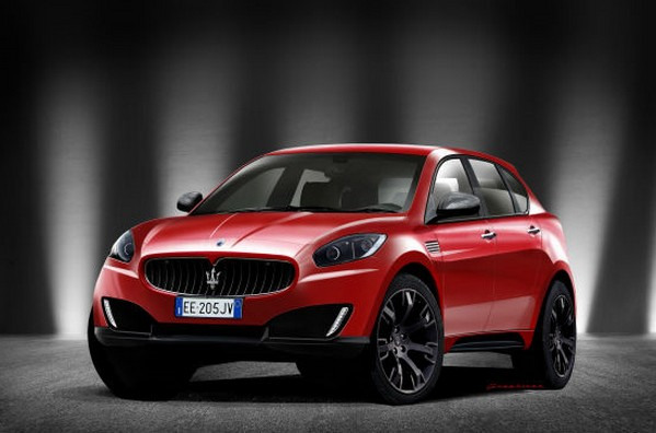 Maserati's Newest Car Is An..SUV?!? Large - Main