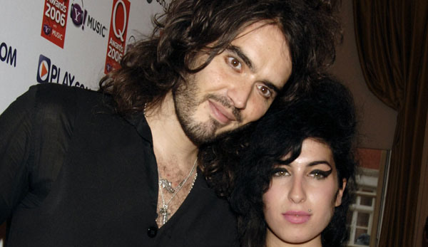 Russell Brand Honors Late Friend Amy Winehouse with Heartfelt Letter