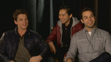 Interview With The Cast Of 21 & Over