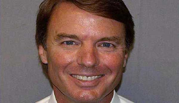 John Edwards' Smiley Mug Shot Oozes Creepiness