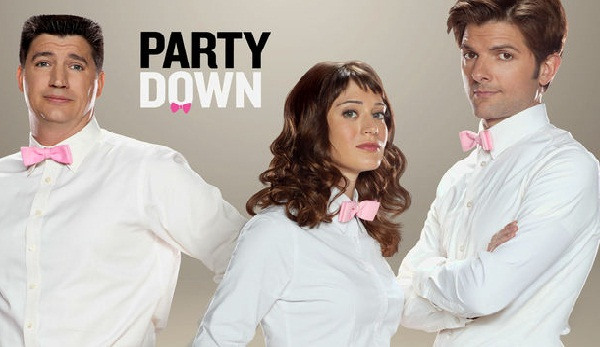Party Down Dead Shows