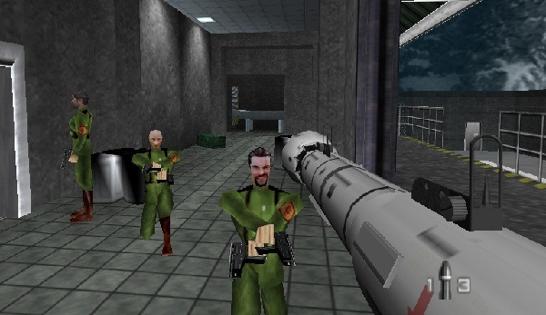 GT's Top 10 First-Person Shooters