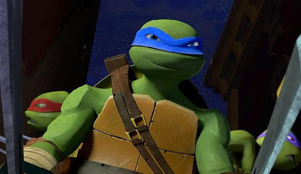 The Ninja Turtle Personality Quiz Leo