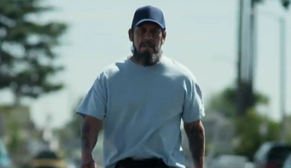 Danny Trejo is Bad Ass