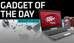 The CES Gadget of the Day Brought to You by Dr Pepper TEN