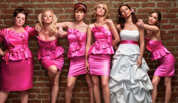 Bridesmaids Top Shelf