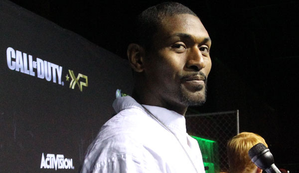 Ron Artest Changes his Name to Metta World Peace