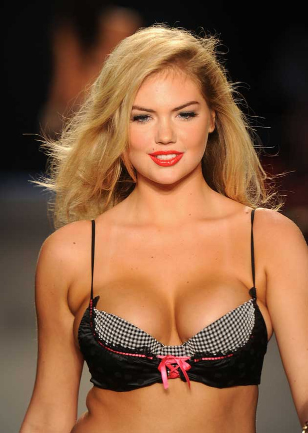 Kate Upton in a Bikini is To Die For