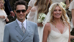 Mantenna - Kate Moss Gets Married