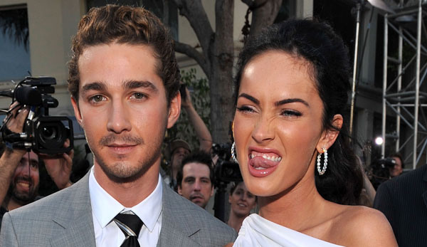 Shia LaBeouf Megan Fox - Mantenna