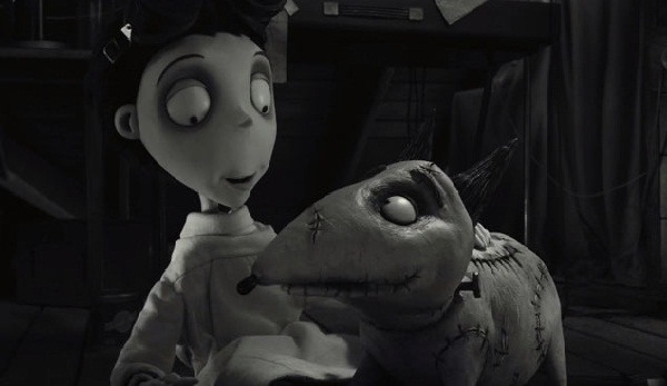 Comic-Con 2012: Frankenweenie Homage Trailer Main