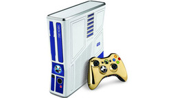 Comic-Con 2011: Star Wars-Themed Xbox Looks C-3POh So Cool