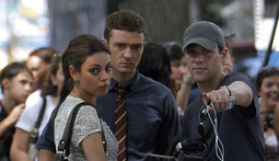 Mantenna – Justin Timberlake and Mila Kunis Deny Sexting Each Other