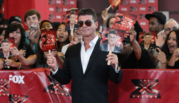Mantenna – Simon Cowell Disses Lady Gaga