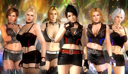 'Dead or Alive 5 Ultimate' Steps Up Its Game For The Next Round Of The D