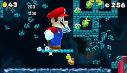 'New Super Mario Bros. 2' Goes For The Gold On The 3DS