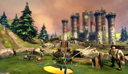 'Wreckateer' Brings Castle Crushing Home To Your Xbox 360