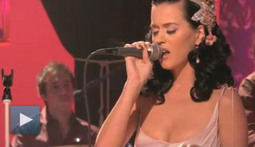 Katy Perry's 'Talent' Makes MTV's Unplugged Quite Bearable