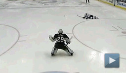 Premature Penalty Shot Excitement Happens to Every Guy, It's Not a Big Deal