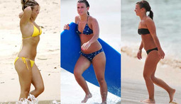 Bikini Poll of the Week: Coleen Rooney