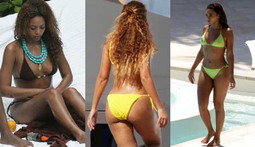 Bikini Poll of the Week: Beyoncé