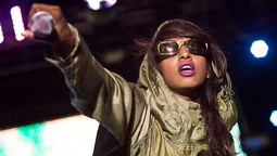 M.I.A. to Throw It Down at Scream 2010