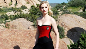 Star Trek and Star Wars Corsets