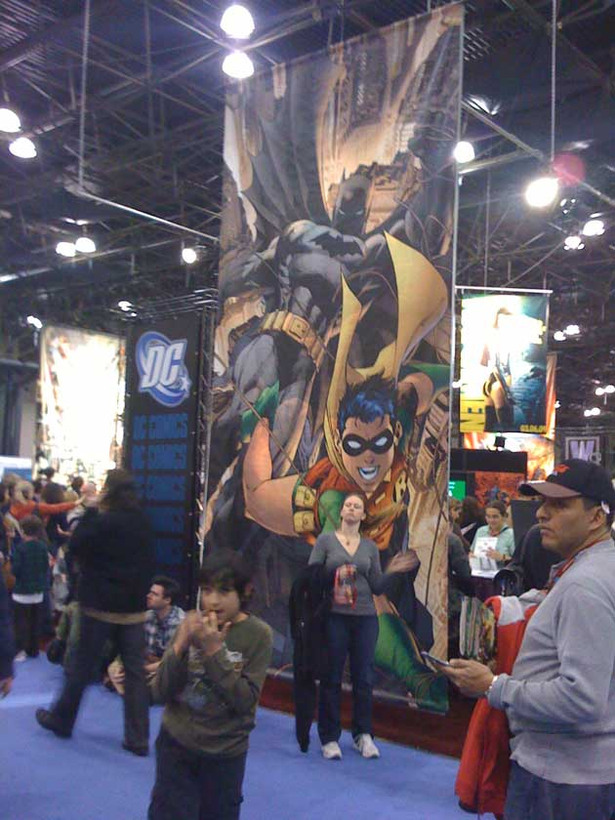 New York ComicCon '09