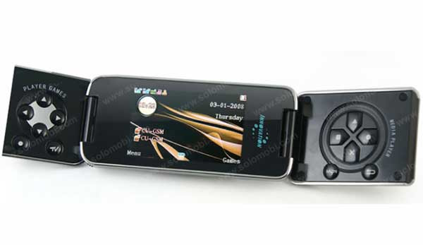 Gaming Cell Phone