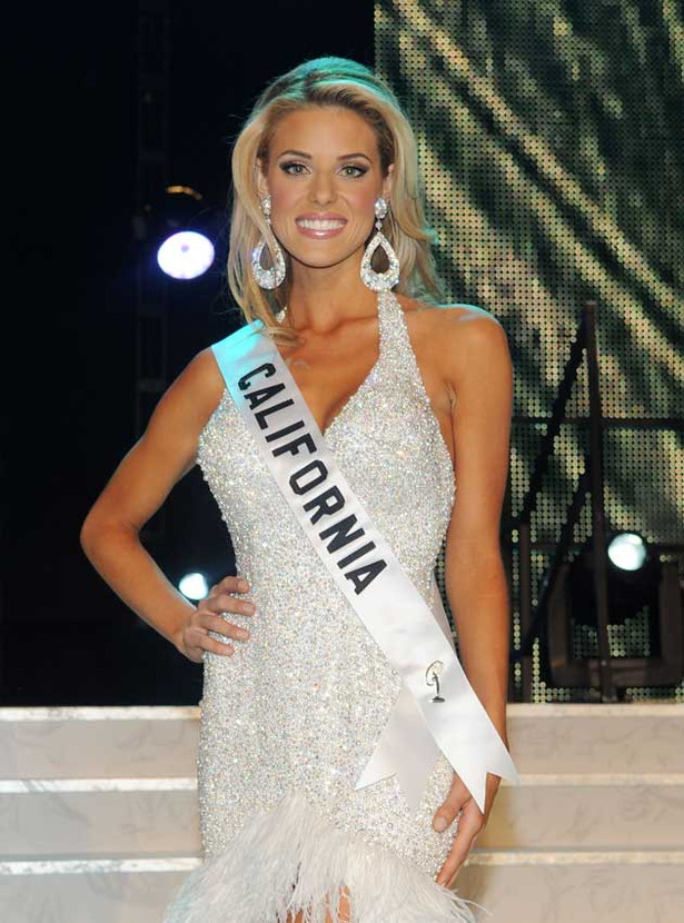 Miss California USA Carrie Prejean