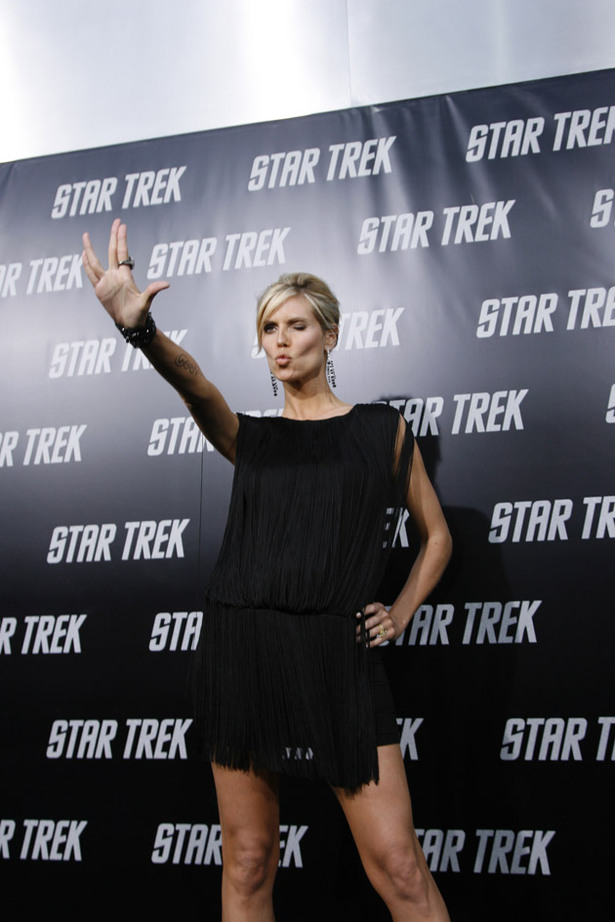 Star Trek Premiere Photos