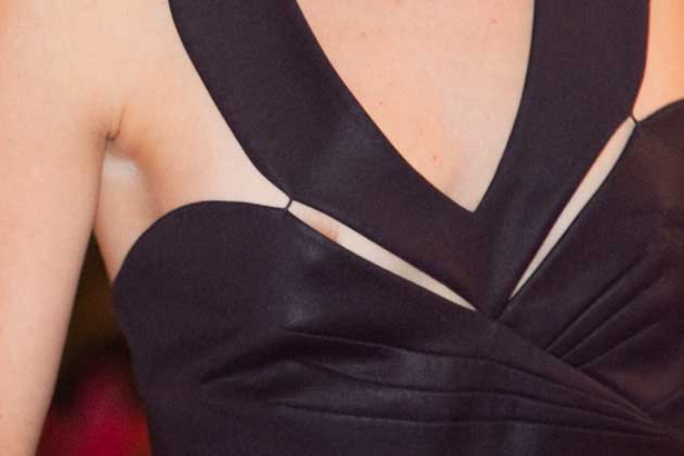 Natalie Portman's Unfortunate Nipple Slip