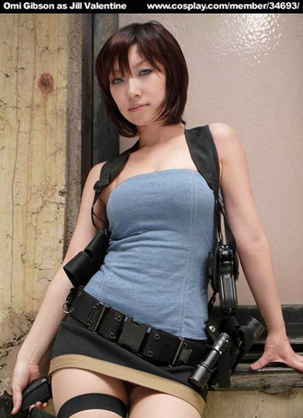 The Top 15 Real Life Video Game Girls