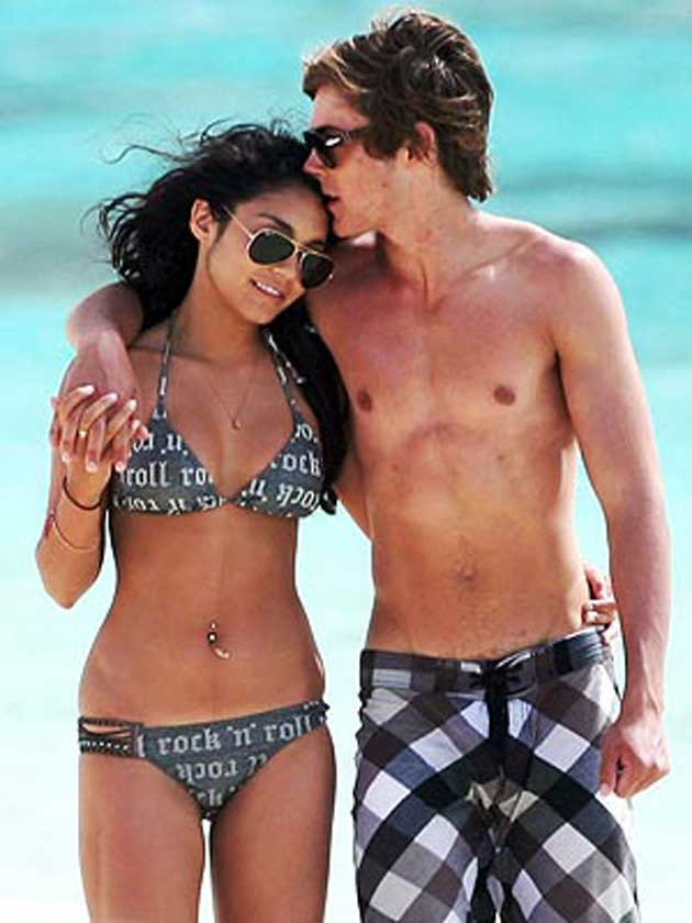 Vanessa Anne Hudgens Bikini Pictures from Hawaii Portend a Future Sex Tape!