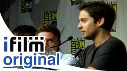 Spider-Man 3 Panel at Comic Con 2006