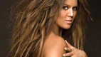 Khloe Kardashian Strips for Peta