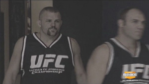 Playbook steps into the octagon with Ultimate Fighter Season 11 coaches, Chuck Liddell & Tito Ortiz