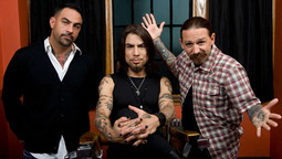 "Dave Navarro To Host New Spike Original Series ""Ink Master"""