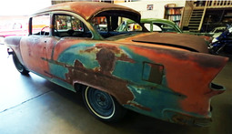 Classic '55 Chevy Could Be Worth $20 Grand