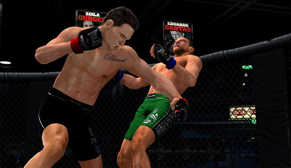 Bellator MMA Onslaught patch 8-21 photo