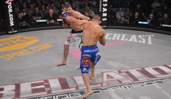 Bellator 80 results photo