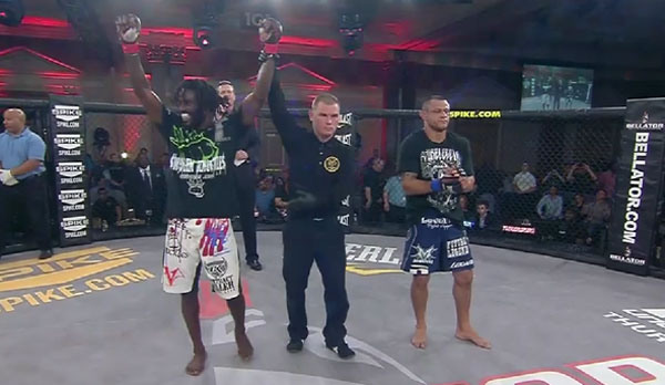 Bellator 68 results photo 2
