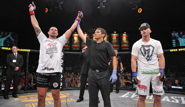 Bellator 73 results photo
