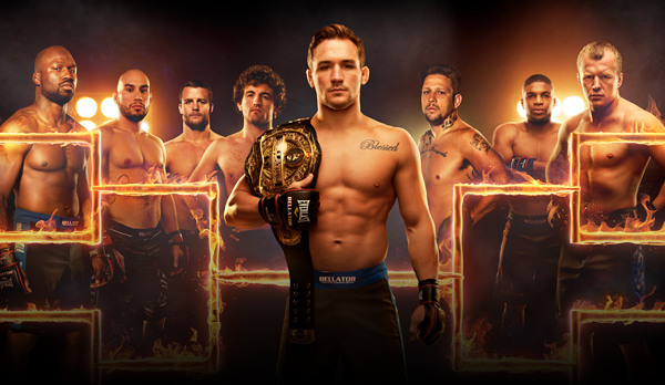 Bellator Season 8 premeire article photo