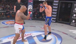 Alexander Volkov vs Mighty Mo