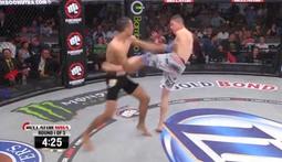 Steve Garcia vs. Cody Walker