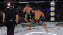 Andrey Koreshkov vs. Adam McDonough